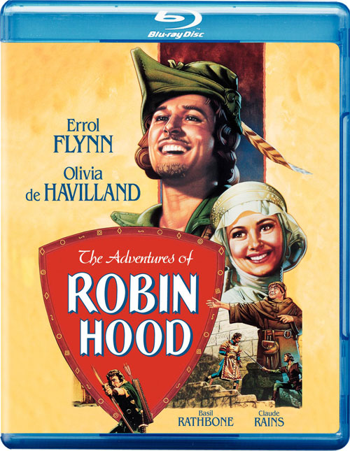 Robin Hood ... coming to Blu Ray soon!