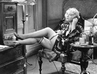 SAFE IN HELL, Dorothy Mackaill, 1931