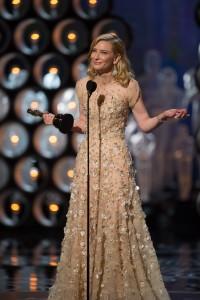 Oscar Cate Blanchett