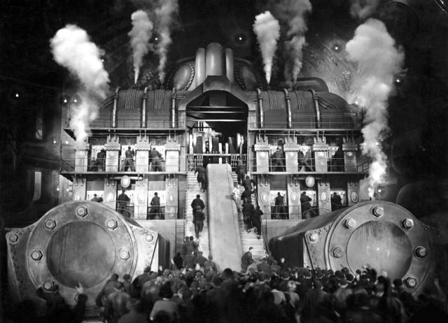 fritz lang metropolis 1927 silent