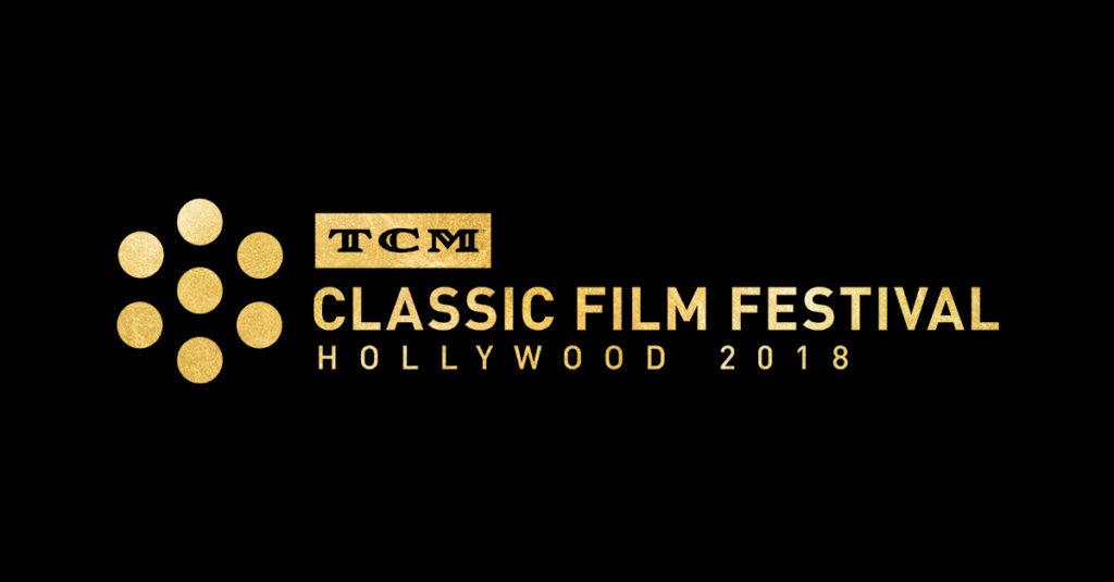 TCM Classic Film Festival 2018 Logo